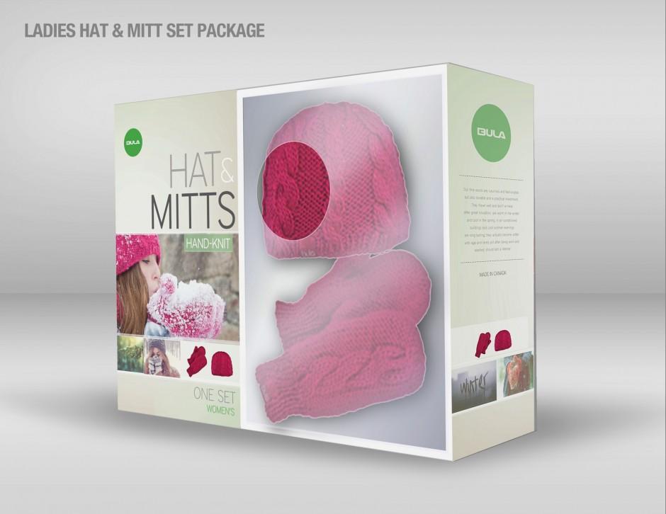 Costco Packaging: Ladies